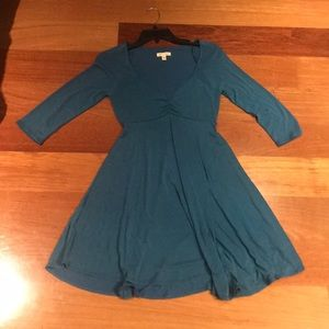 NWOT Urban Outfitters 3/4 sleeve dress!